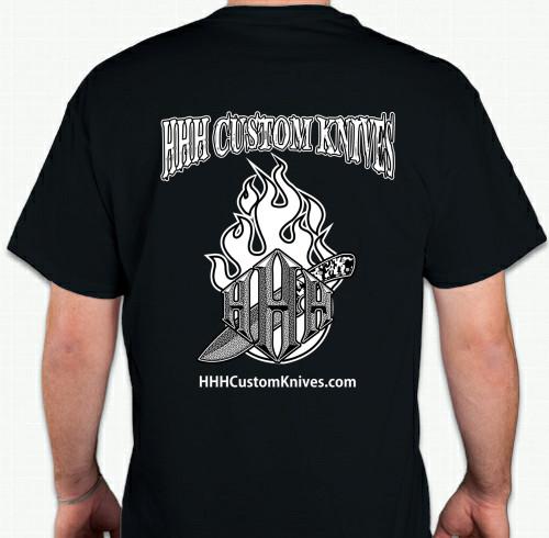 HHH Knives T shirt 1